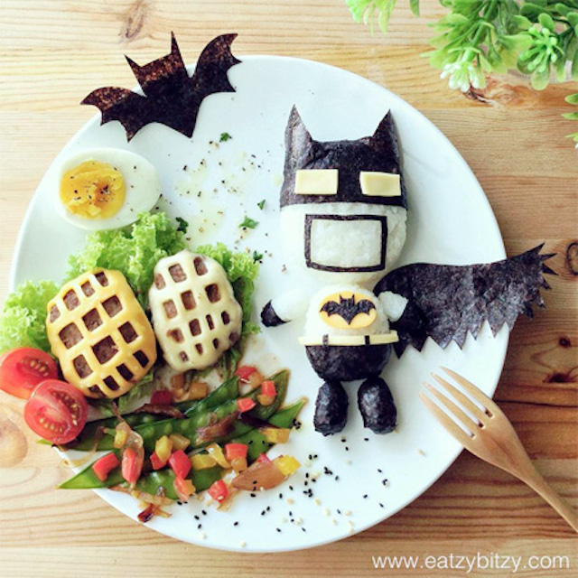 Batman-food