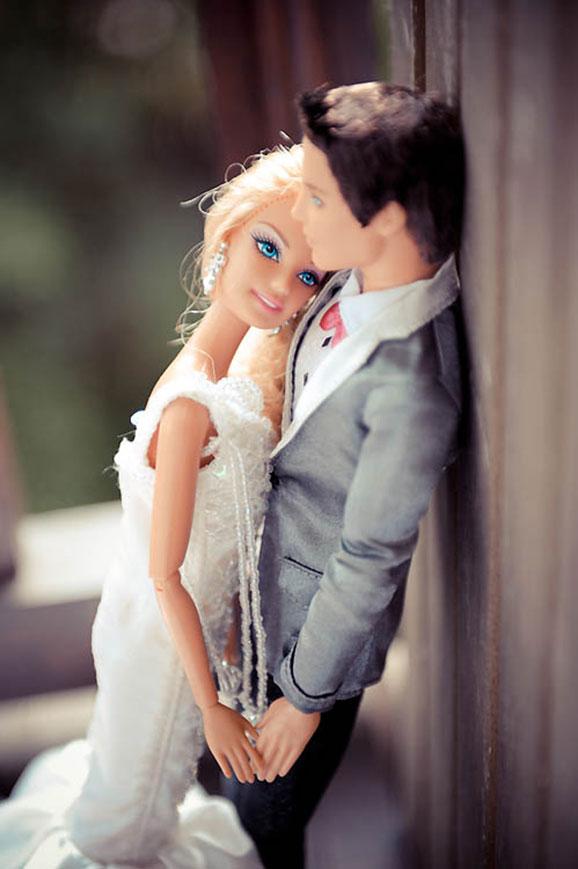 Le mariage de barbie et ken ma vie de boh me - Le chat de barbie ...