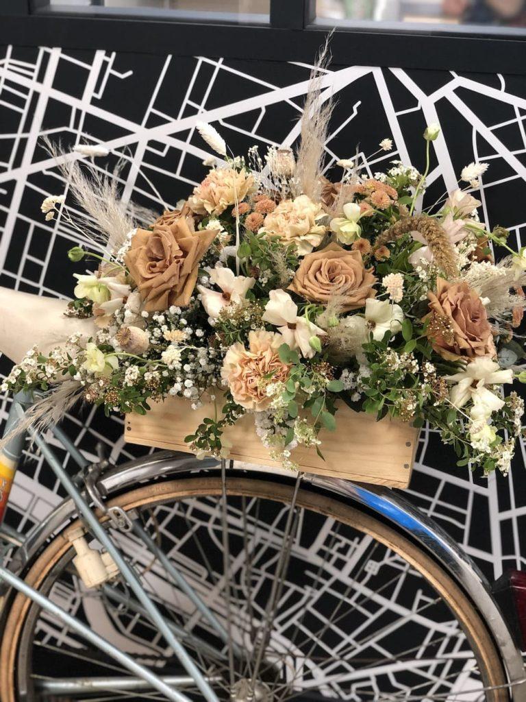 composition florale décoration événementielle